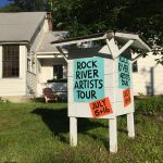 Rock River Artists' 25th Annual Open Studio Tour Slated for July 15 and 16