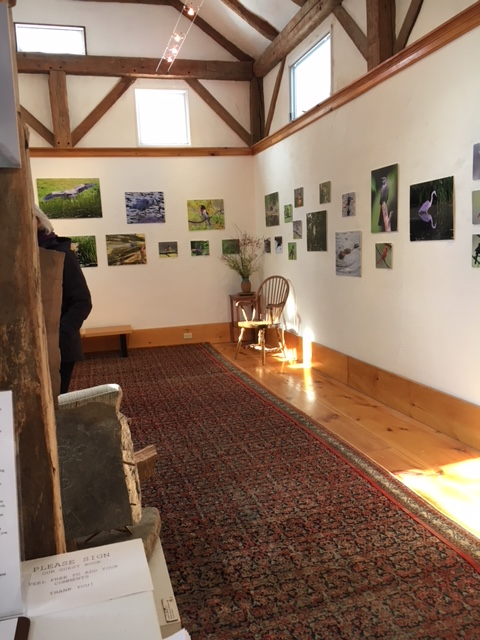 March at the Crowell Gallery
