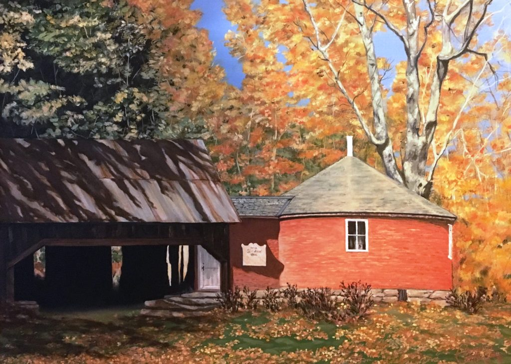 November 2019 at the Crowell Gallery